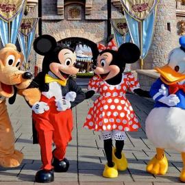 Sortie Disneyland le 11 et 12 novembre 2016
